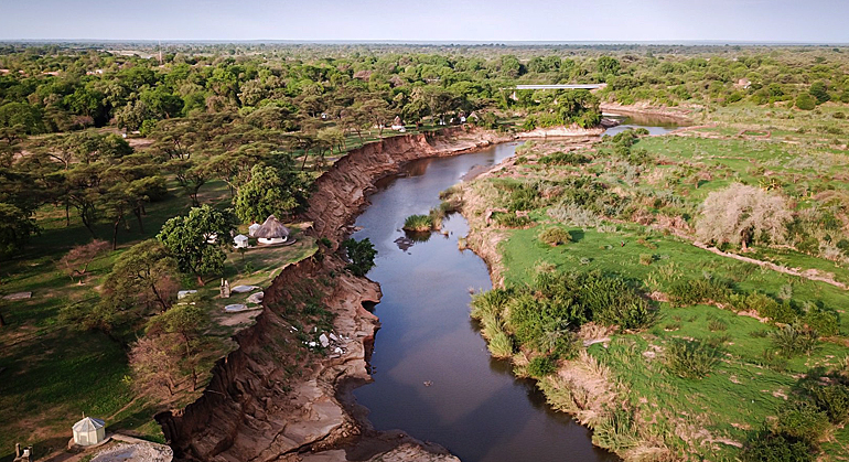 Advanced Mapping Of Zambezi River By Students To Prevent