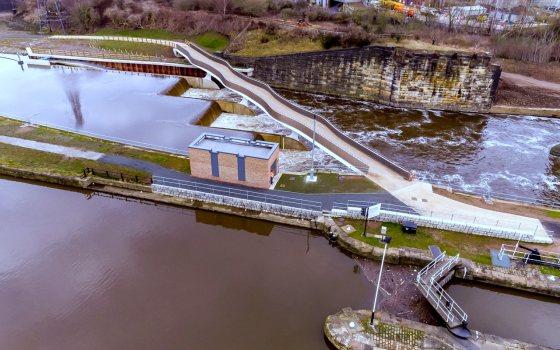 BAM Nuttall starts work on next stage Leeds flood scheme | Dutch Water Sector
