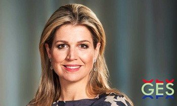 Queen Máxima of the Netherlands will deliver the opening speech of GES 2019