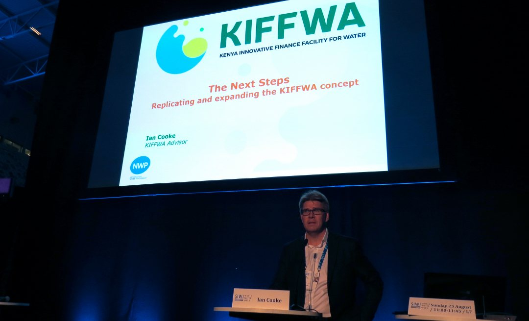 Advisor of the KIFFWA fund, Ian Cooke, tells about the ambition to scale up the fun